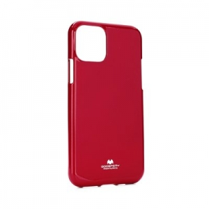 Pouzdro MERCURY Jelly Case iPhone 12 Mini (5,4) červená