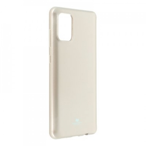 Pouzdro MERCURY Jelly Case iPhone 12 Mini (5,4) zlatá
