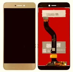 Dotyková deska Huawei P8 LITE  (2017), P9 LITE (2017) + LCD zlatá