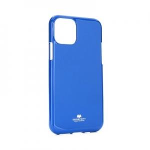 Pouzdro MERCURY Jelly Case iPhone 12, 12 Pro (6,1) modrá