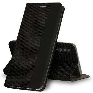 Pouzdro Sensitive Book Xiaomi Redmi Note 8T, barva černá