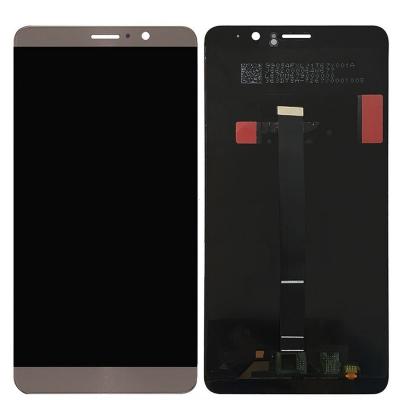Dotyková deska Huawei MATE 9 + LCD hnědá