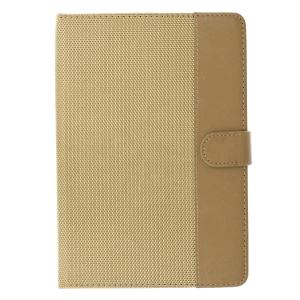 Pouzdro na tablet 7´´ Sensitive book, barva zlatá