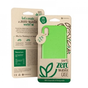 Pouzdro Bio Case iPhone 12 Mini (5,4), barva zelená