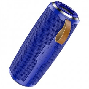 Mini reproduktor BlueTooth HOCO BS38, barva modrá