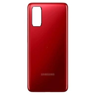 Samsung G985 Galaxy S20 PLUS kryt baterie + lepítka red