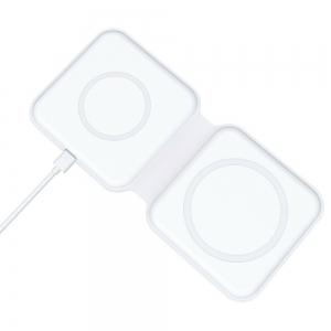 Indukční nabíječ DUO barva bílá