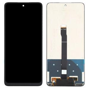 Dotyková deska Huawei P SMART 2021, Honor 10X Lite + LCD černá