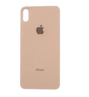 Kryt baterie iPhone XS MAX (6,5) barva gold - Bigger Hole