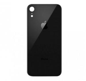 Kryt baterie iPhone XR (6,1) barva black - Bigger Hole
