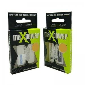 Baterie Max Power Nokia 3120c, E66, E75, C5-03 BL-4U 1300mAh li-ion