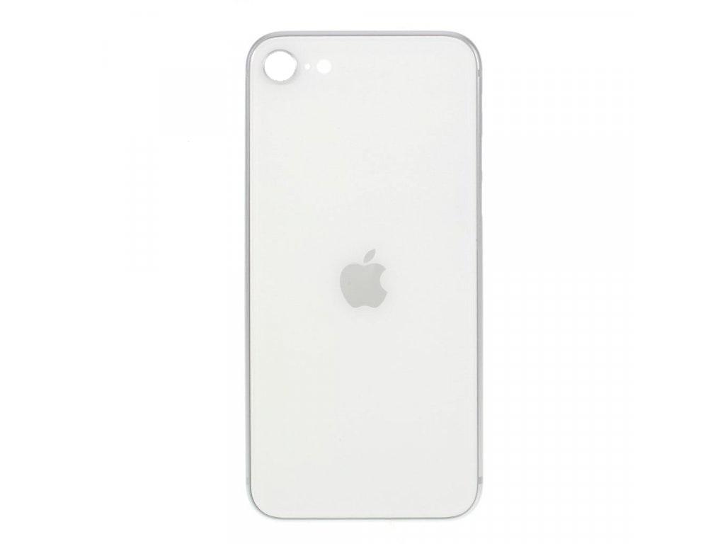 Kryt baterie iPhone SE 2020 (4,7) barva white - Bigger Hole