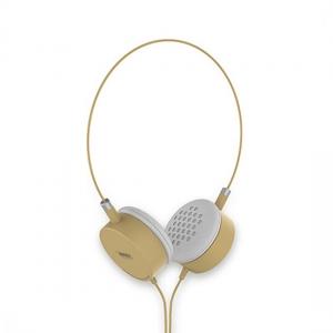 Sluchátka REMAX RM-910, barva zlatá