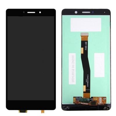 Dotyková deska Huawei HONOR 6X, MATE 9 Lite + LCD černá
