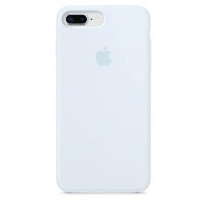 Silicone Case iPhone 7, 8, SE (2020) sky blue MMFE2FE/A (blistr)