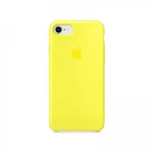 Silicone Case iPhone 7, 8, SE (2020) flash MMJY2FE/A (blistr)
