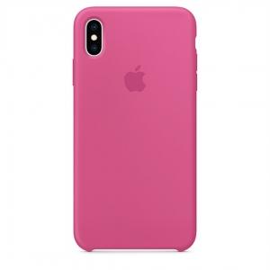 Silicone Case iPhone XS MAX dragon fruit MJTX2FE/A (blistr)