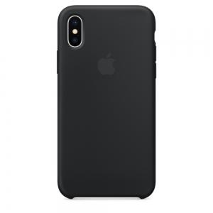 Silicone Case iPhone XR black MXHN2FE/A (blistr)