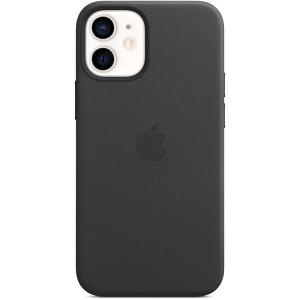 Silicone Case iPhone 12 mini black MHKX2FE/A (blistr)