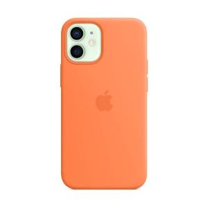 Silicone Case iPhone 12 PRO MAX kumquat MHQ05FE/A (blistr)