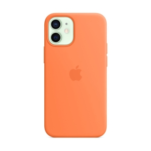 Silicone Case iPhone 12, 12 PRO kumquat MHL02FE/A (blistr)