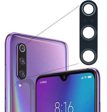 Sklíčko zadní kamery Xiaomi Mi 9 LITE