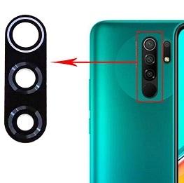 Sklíčko zadní kamery Xiaomi Redmi 9