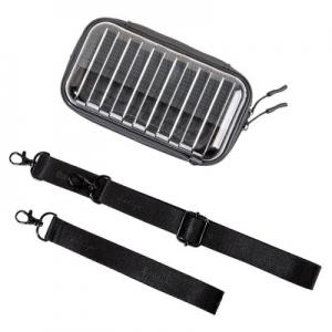Kompaktní nárazuvzdorná taška Baseus LBFZ-A02, barva šedá