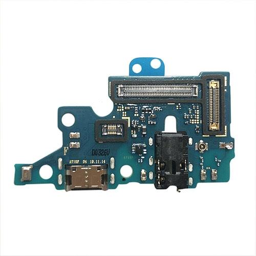 Samsung A715 Galaxy A71 flex pásek nabíjení + mikrofon