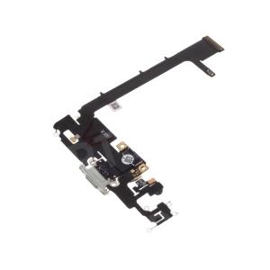 Flex iPhone 11 PRO MAX (6,5) s konektorem nabíjení grey