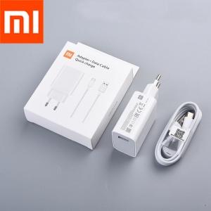 Nabíječ Xiaomi MDY-10-EL + kabel TYP-C Quick Charge 3A (blistr) bílá