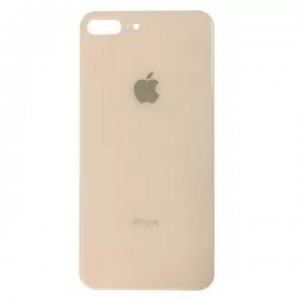 Kryt baterie iPhone 8 PLUS (5,5) barva gold - Bigger Hole