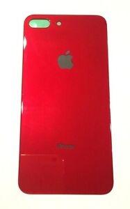 Kryt baterie iPhone 8 PLUS (5,5) barva red - Bigger Hole