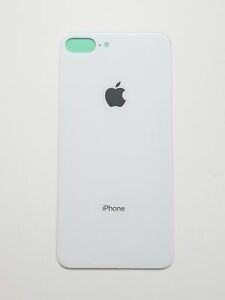 Kryt baterie iPhone 8 PLUS (5,5) barva white / silver - Bigger Hole