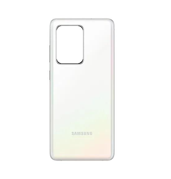 Samsung G988 Galaxy S20 ULTRA kryt baterie + lepítka white