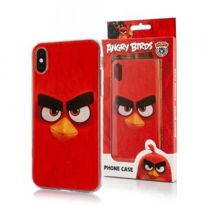Pouzdro iPhone 12, 12 Pro (6,1) Angry Birds vzor 005