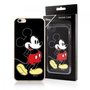Pouzdro iPhone 12, 12 Pro (6,1) Mickey Mouse, vzor 027
