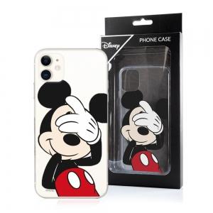Pouzdro iPhone 12, 12 Pro (6,1) Mickey Mouse, vzor 003