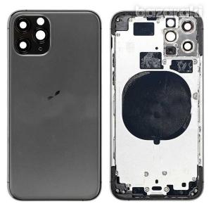 Kryt baterie + střední iPhone 11 (6,1) originál barva black