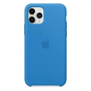 Silicone Case iPhone  11 surf blue MW0Z2FE/A (blistr)