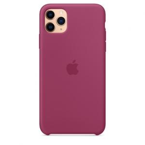 Silicone Case iPhone 11 pomegranate MWVZ2FE/A (blistr)