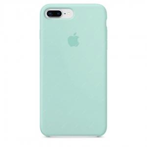 Silicone Case iPhone 7 PLUS, 8 PLUS marine green MMNQ2FE/A (blistr)