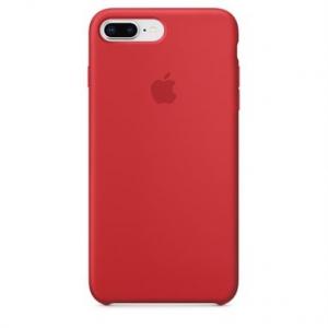 Silicone Case iPhone 7 PLUS, 8 PLUS red MMQV2FE/A (blistr)