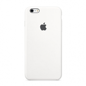 Silicone Case iPhone 6, 6S white MLCY2FE/A (blistr)