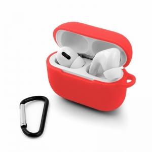 Pouzdro pro Apple AirPods PRO červená