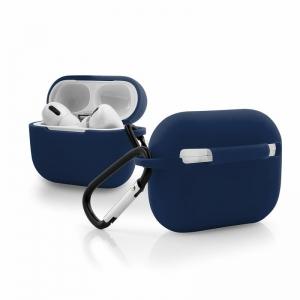 Pouzdro pro Apple AirPods PRO modrá