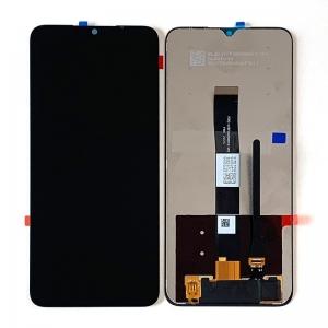 Dotyková deska Xiaomi Redmi 9T, Poco M3 + LCD černá