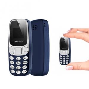 Mini mobilní telefon L8STAR BM10 barva modrá