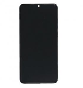Dotyková deska Huawei P30 + LCD s rámečkem černá