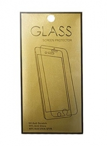 Tvrzené Sklo 9H Huawei P SMART 2021 GoldGlass